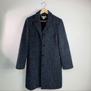 J.crew women's coat thinsulate interior size M